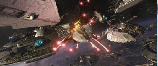 Cliffski S Blog The Mechanics Of Huge Space Battles