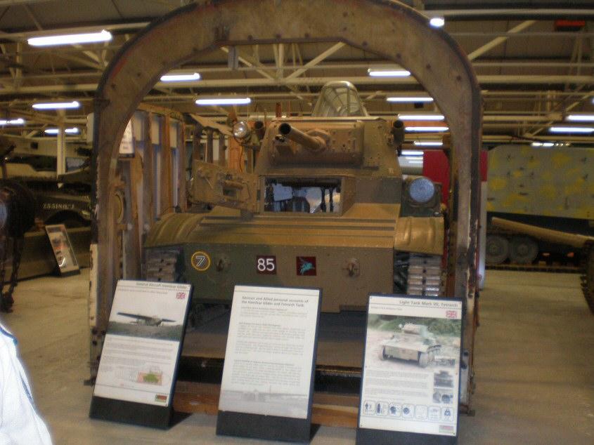 Tank Museum (Gratuitous Tiger Tank pic) - Everything else