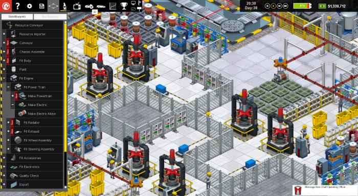 Cliffski's Blog | production line