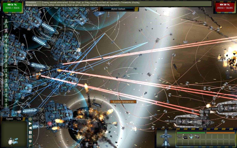 Home | Gratuitous Space Battles