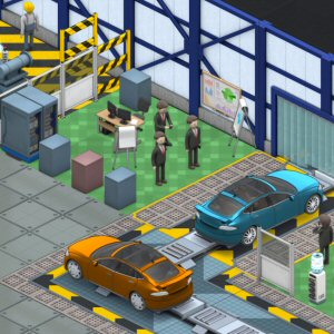 Car Factory Games Android