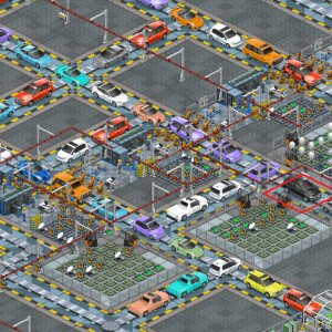 Production Line Game